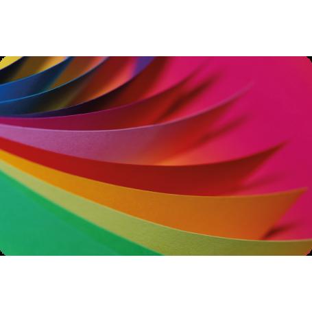 Vinilo para portátil papel colores