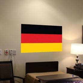 Vinilo bandera Alemana