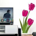 Vinilo tulipanes