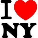 Vinilo i love New York