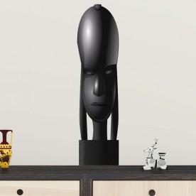 Vinilo escultura
