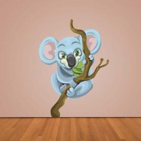 Vinilo infantil koala