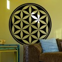 Vinilo ornamento circular