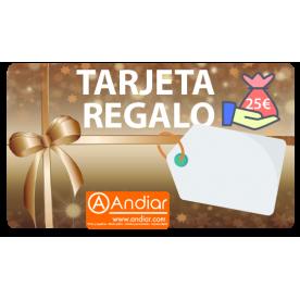 Tarjeta regalo 25€ Vinilos