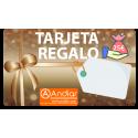 Tarjeta regalo 25€