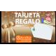 Tarjeta regalo 50€ Vinilos decorativos
