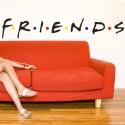 Vinilo logo Friends