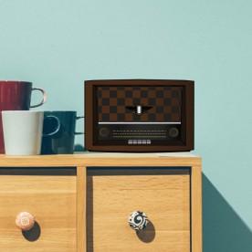 Vinilo vieja radio
