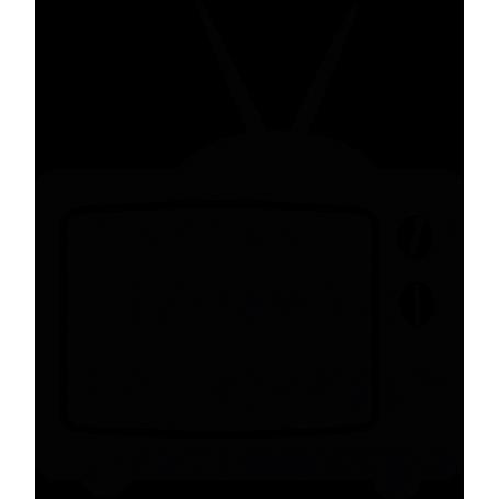 Vinilo pizarra adhesiva televisión