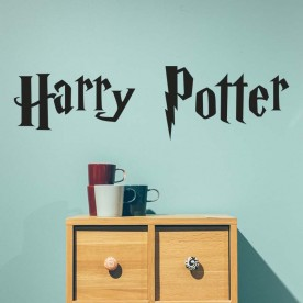 Vinilo Harry Potter
