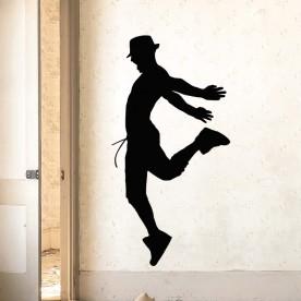 Vinilo bailarín