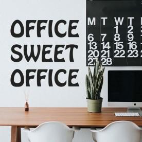 Vinilo Office Sweet Office