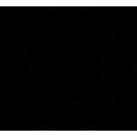 Vinilo para portátil elemento atómico