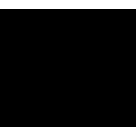 Vinilo pizarra adhesiva forma hexágono