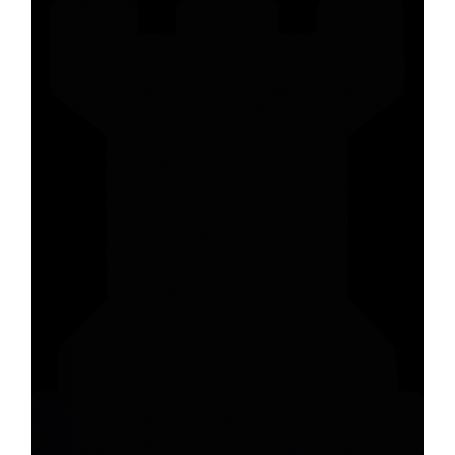 Vinilo pizarra adhesiva forma torre