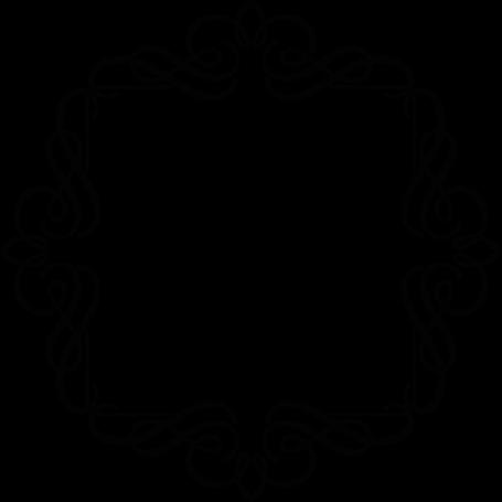 Vinilo decoración marco
