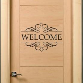 Vinilo Welcome