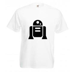 Camiseta personaje r2-d2