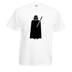 Camiseta silueta Darth Vader