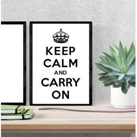 Lámina Keep Calm