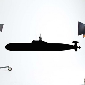 Vinilo submarino