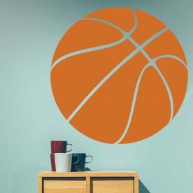 Vinilo pelota baloncesto