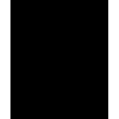 Vinilo decorativo silueta gato negro