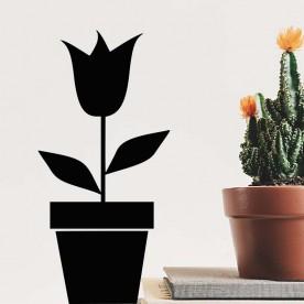 Vinilo tulipán