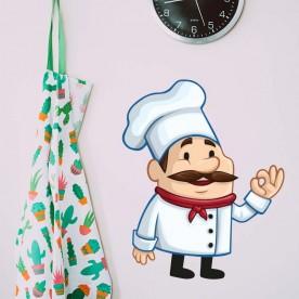 Vinilo Chef