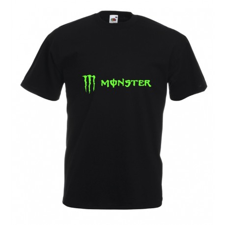 Camiseta Monster horizontal EDICIÓN LIMITADA