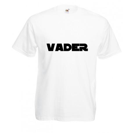 Camiseta texto Vader