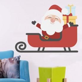 Vinilo Santa Claus