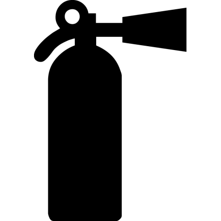 Adhesivo señalización extintor