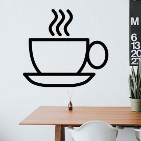 Vinilo taza té