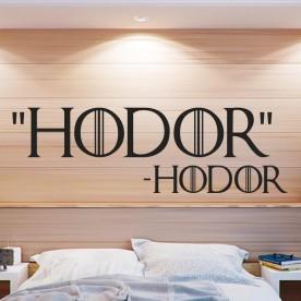 Vinilo Hodor Juego de Tronos