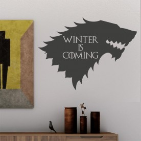 Vinilo Stark Winter Is Coming