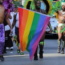 Bandera LGBTI - GAY