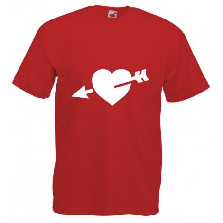 Camiseta San Valentín flechazo