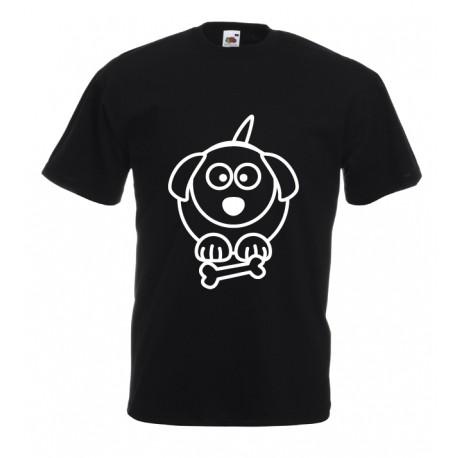 Camiseta animal perro