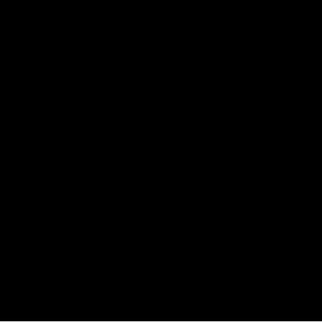 Alfombra vinilo animal cebra