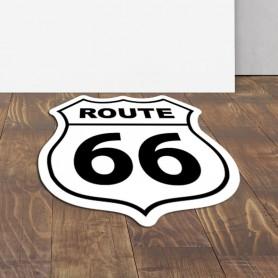 Alfombra vinílica Ruta 66