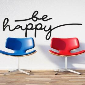 Vinilo Be Happy
