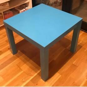 Vinilo de color para mesa LACK IKEA