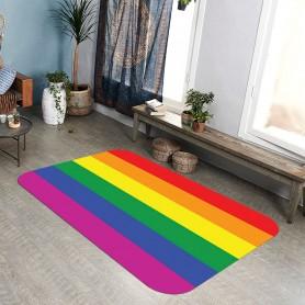 Alfombra de vinilo LGBTI+ gay orgullo