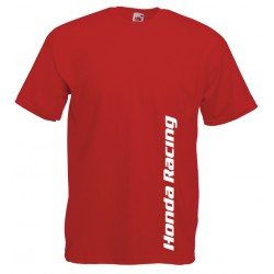Camiseta Honda Racing