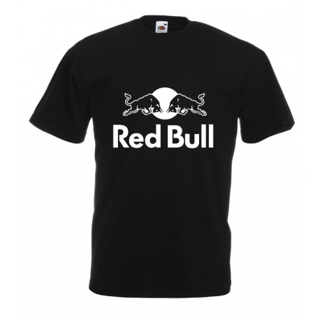 Camiseta Red Bull