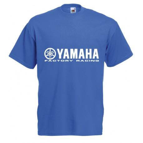 Camiseta Yamaha Factory