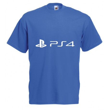 Camiseta Playstation 4