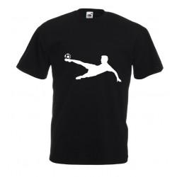 Camiseta futbolista