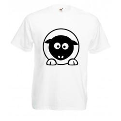 Camiseta oveja